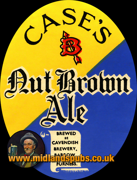 Case's Nut Brown Ale Beer Label [c.1950s]