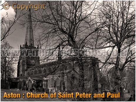 Aston : Church of Saint Peter and Paul