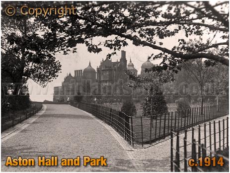 Birmingham : Aston Hall and Park [c.1914]