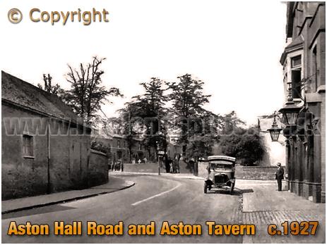 Birmingham : Aston Tavern on Aston Hall Road [c.1927]