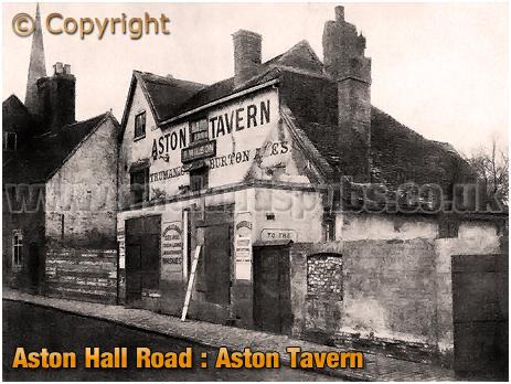Birmingham : Aston Tavern at Aston Village