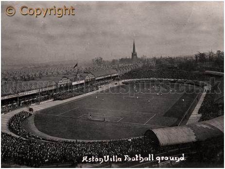 Birmingham : Aston Villa Football Ground