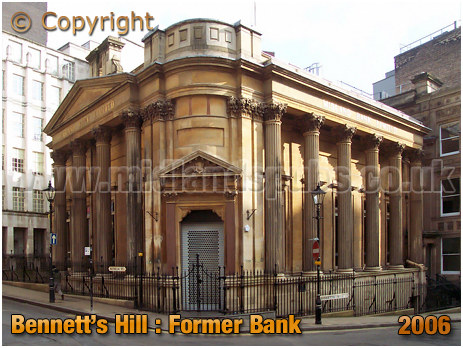 Birmingham : Former Bank on Bennett's Hill [2006]