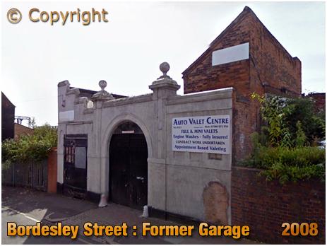 Birmingham : Former Garage at No.1a Bordesley Street [2008]