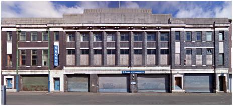 Birmingham : Former Typhoo Offices on Bordesley Street [2010]