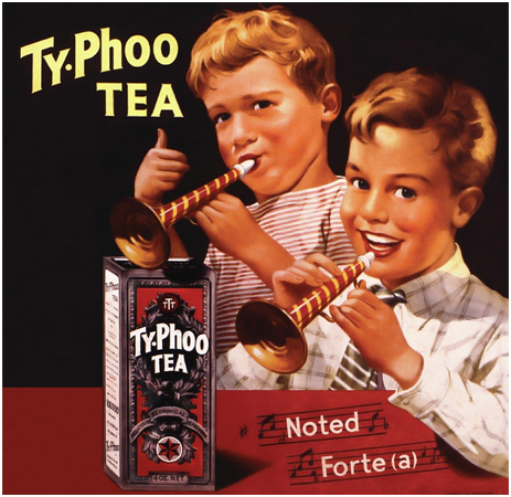 Typhoo Tea Advertisement