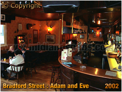 Birmingham : Servery of the Adam and Eve as a Music Venue [2002]