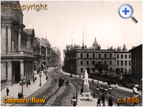 Birmingham : Council House and Colmore Row [c.1888]
