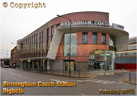 Digbeth Coach Station in Birmingham [2010]