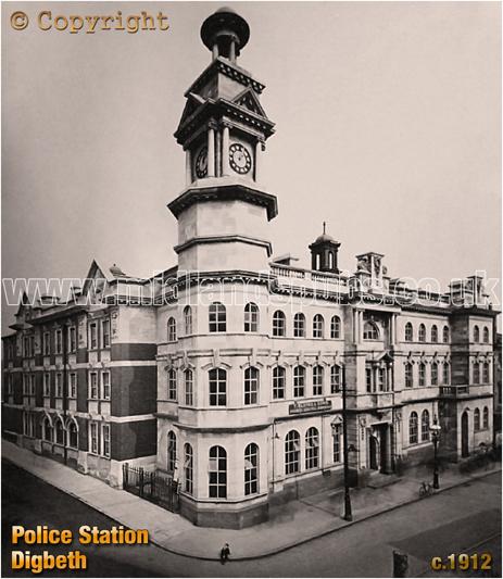 Digbeth Police Station [c.1912]