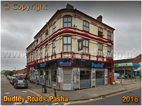 Birmingham : Former Yorkshire Grey on the corner of Dudley Road and Winson Street at Winson Green [2018]