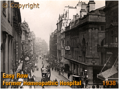 Easy Row : Former Homeopathic Hospital [1938]