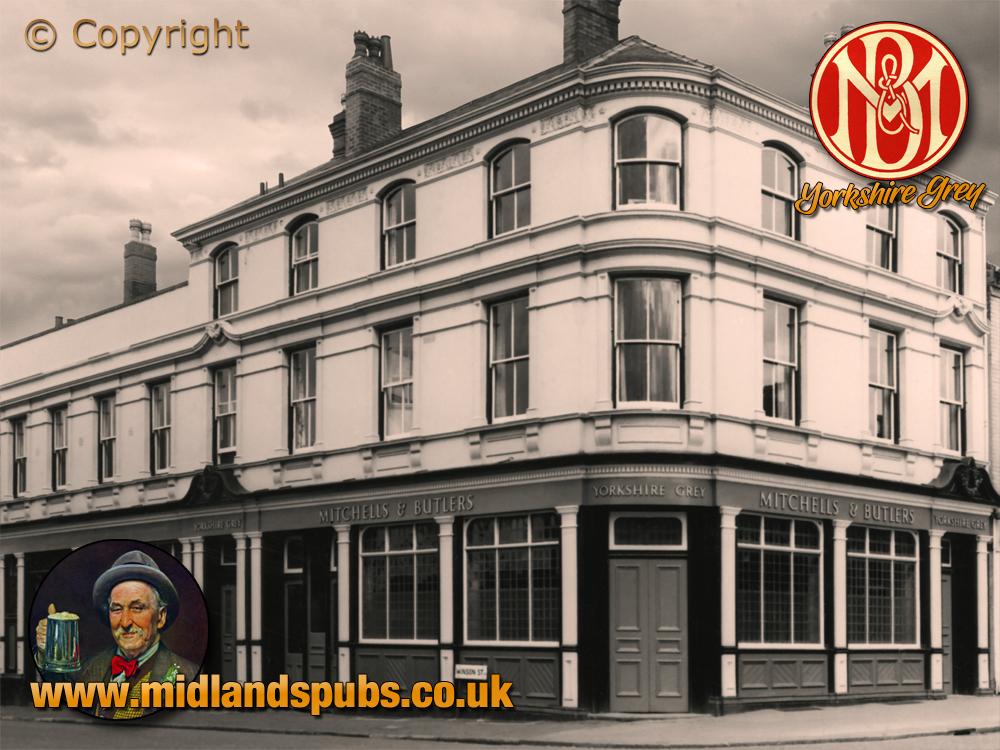 Birmingham : Yorkshire Grey on Dudley Road at Winson Green [c.1962]