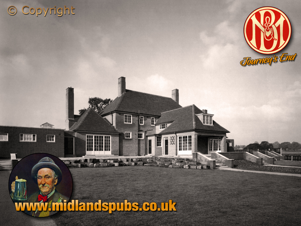 Birmingham : Garden of the Journey's End on Clay Lane at Yardley [c.1939]