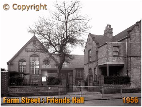 Birmingham : Friends' Hall in Farm Street at Hockley [1956]