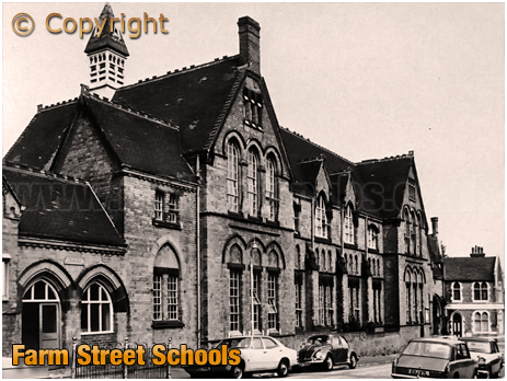 Hockley Junior and Infant School in Farm Street [c.1974]