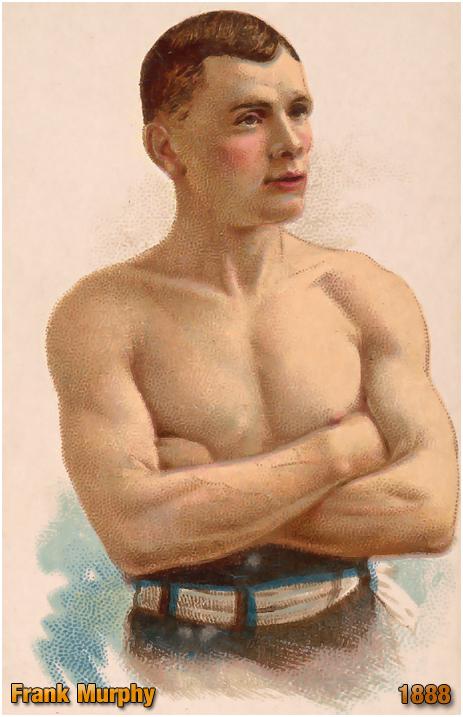 Birmingham : Frank Murphy Pugilist and Boxer [1888]
