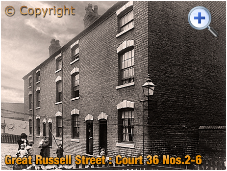 Birmingham : Court 36 at Great Russell Street [c.1905]