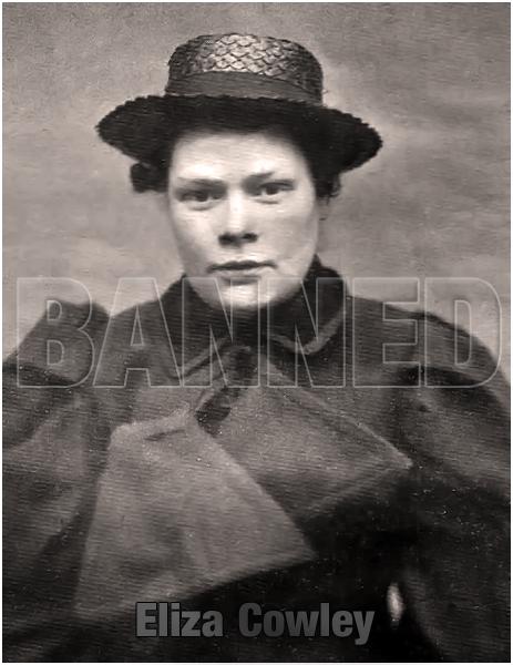 Eliza Cowley : Habitual Drunkard of Birmingham