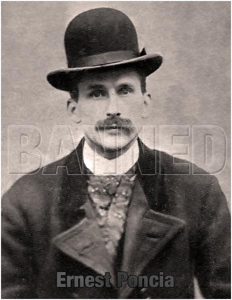 Ernest Poncia : Habitual Drunkard of Birmingham