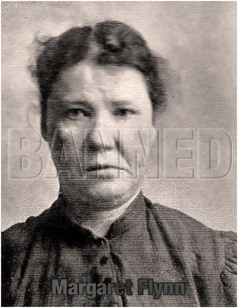 Margaret Flynn : Habitual Drunkard of Birmingham