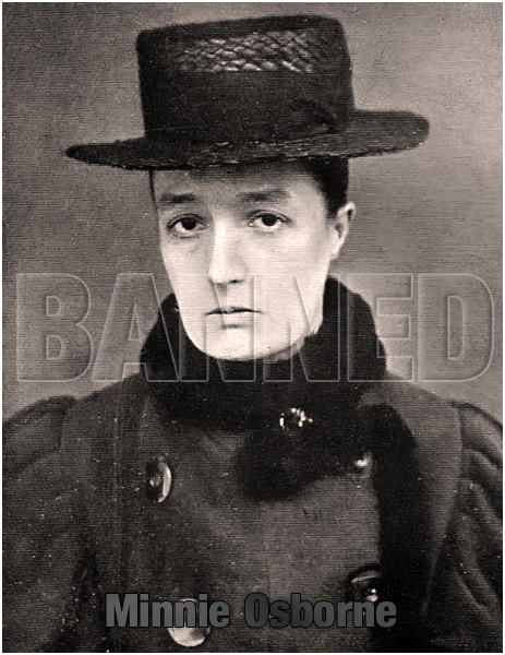 Minnie Osborne : Habitual Drunkard of Birmingham