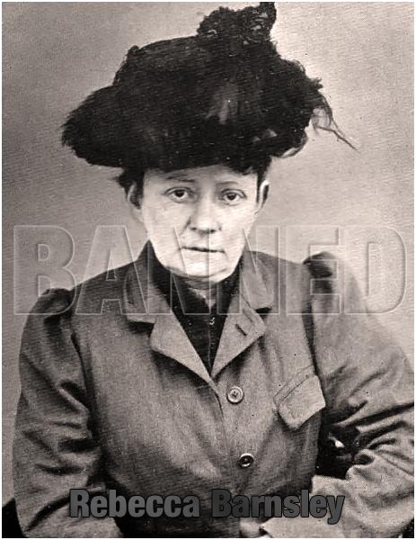 Rebecca Barnsley : Habitual Drunkard of Birmingham