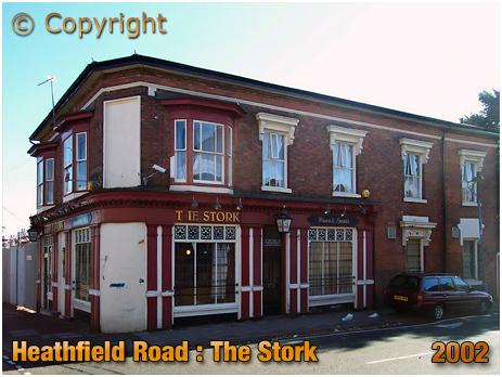 Birmingham : The Stork on Heathfield Road at Handsworth [2002]