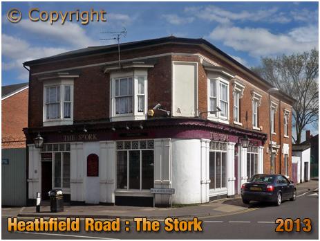Birmingham : The Stork on Heathfield Road at Handsworth [2013]
