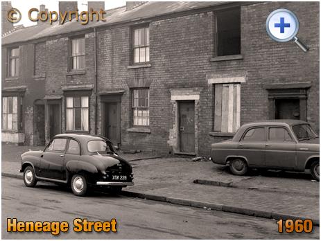 Birmingham : Shops on Hockley Hill [1961]