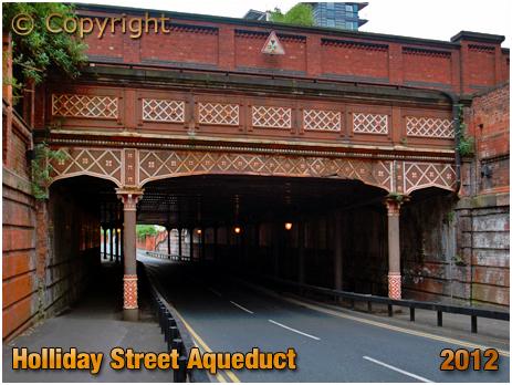 Birmingham : Holliday Street Aqueduct [2012]