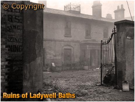 Birmingham : Ruins of Ladywell Baths [c.1913]