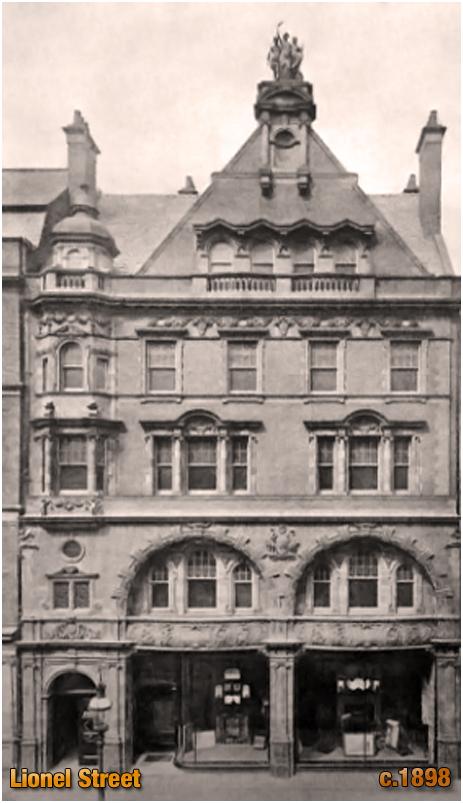 Birmingham : Lionel Street [c.1898]