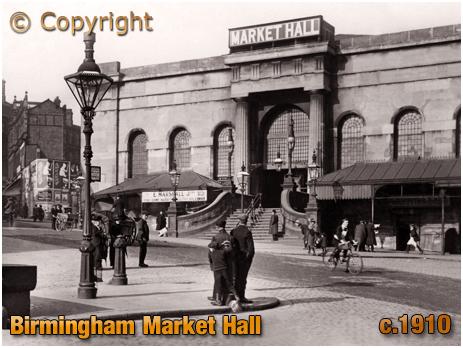 Birmingham Market Hall [c.1910]