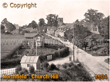 Birmingham : Church Hill at Northfield [1904]