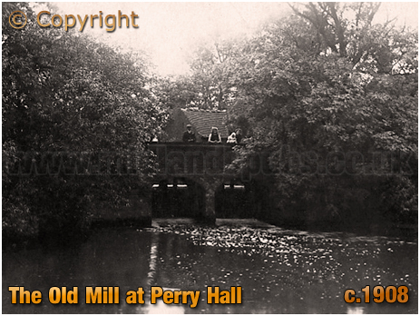 Birmingham : The Old Mill at Perry Hall [c.1908]