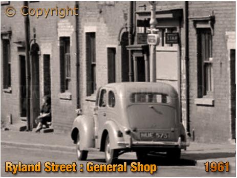 Birmingham : General Shop in Ryland Street at Ladywood [1961]