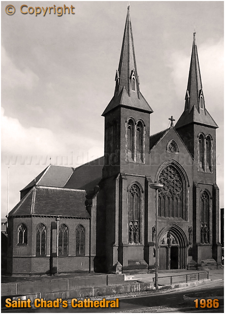 St. Chad's Cathedral [1986]