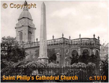Birmingham : Saint Philip's Cathedral Church [c.1910]