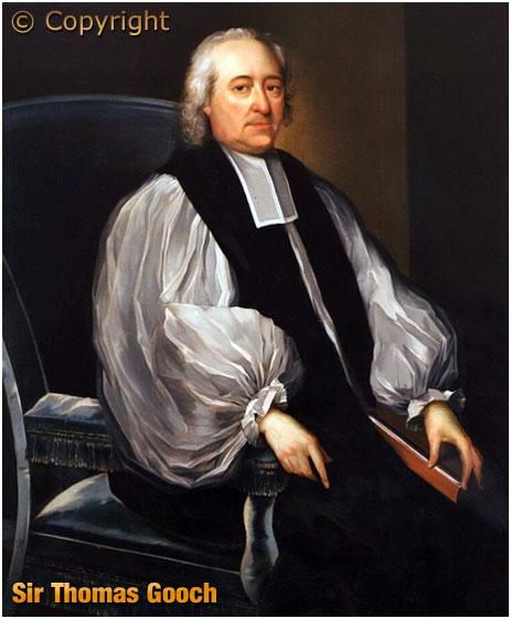 Birmingham : Sir Thomas Gooch