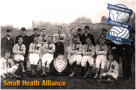 Birmingham : Small Heath Alliance