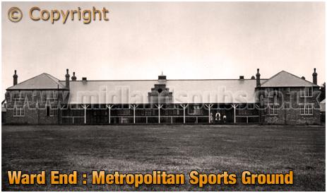 Birmingham : Metropolitan Sports Ground at Ward End [c.1930]