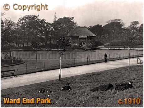 Birmingham : Ward End Park [c.1910]