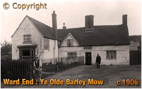 Birmingham : Ye Old Barley Mow Inn at Ward End [c.1906]