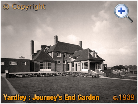 Birmingham : Garden of the Journey's End at Clay Lane in Yardley [c.1939]