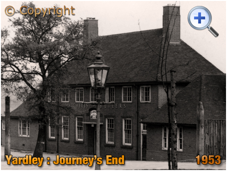 Birmingham : The Journey's End at Yardley [1954]