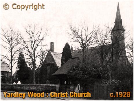Birmingham : Christ Church at Yardley Wood [c.1928]