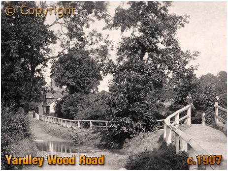 Birmingham : Yardley Wood Road [c.1907]