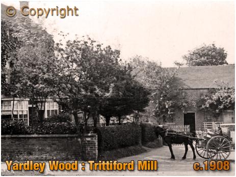 Birmingham : Trittiford Mill at Yardley Wood [c.1908]