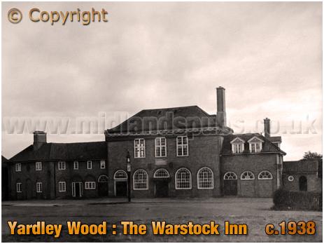 Birmingham : The Warstock Inn at Yardley Wood [c.1938]